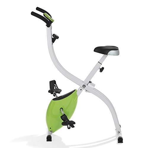 VITALmaxx Trainingsgeräte für Rücken, Beine und Ganzkörper | Sehr effektives, aktives Training zur Aktivierung des Kreislaufs und zur Muskelstimulation (Heimtrainer Fitness Bike)