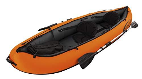 Bestway Hydro-Force Ventura Kajak-Set für 2 Personen mit Kombi-Paddel, 330x94x48 cm