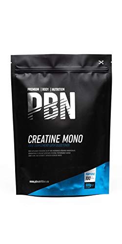 PBN Creatine Monohydrat Pulver, 500g-Beutel