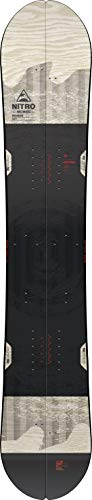 Nitro Snowboards Herren Nomad BRD'19 All Mountain Splitboard Backcountry Boards, 165