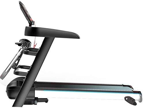 Motorisiertes faltbares Laufband, Trainingsgerät, Fitness, zusammenklappbares Laufband, Walking-Maschine, Laufband