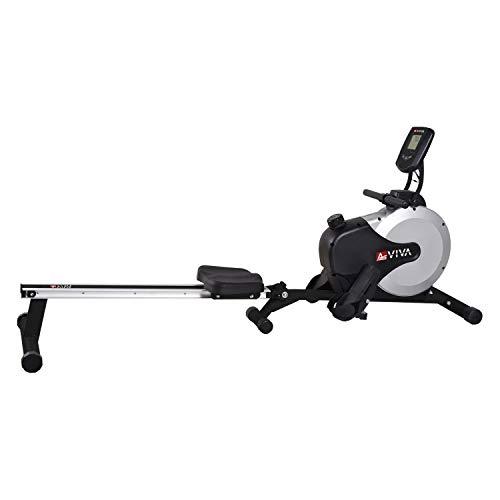 AsVIVA Rudergerät Ergometer Rower Cardio XI Fitness, RA11