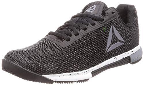 Reebok Damen Speed Tr Flexweave Multisport Indoor Schuhe, Mehrfarbig (Black/Cold Grey/White 000), 40 1/3 EU