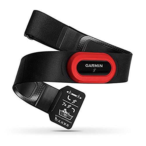 Garmin Premium Herzfrequenz-Brustgurt HRM-Run - mit eingebautem Beschleunigungssensor zur Laufeffizienzanalyse