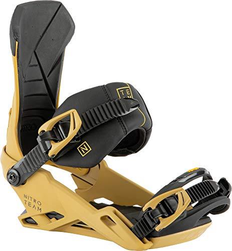Nitro Herren TEAM BDG´21 Snowboardbindung, Clay, M