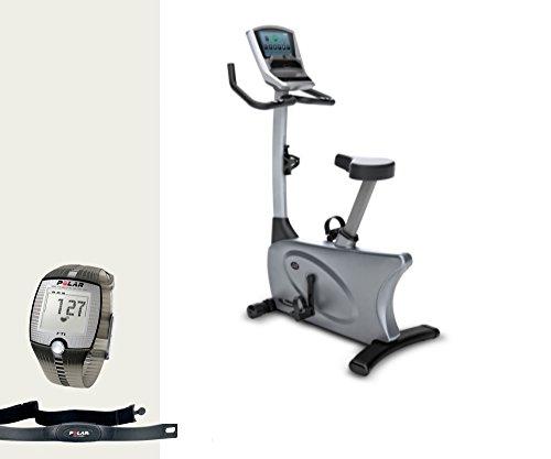 Vision Fitness U40i Touch Ergometer - FT1 Polar Pulsuhr und Bodenmatte