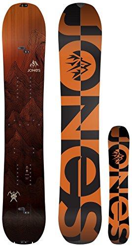 Jones Snowboards Herren Splitboard Solution 164 2018