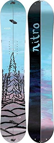 Nitro Damen Volta All Mountain Freeride Directional Splitboard Snowboards, Multicolour, 151