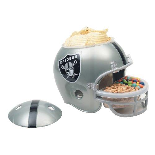 NFL Snack-Helm Oakland Raiders