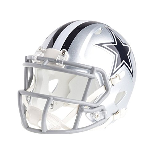 NFL Riddell Football Speed Mini Helm Dallas Cowboys