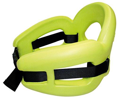 Sport-Thieme Aqua-Jogging-Gürtel Superior Belt   Extra Leichter u. bequemer Aqua-Fitness-Gürtel   Optimaler Auftrieb u. Stabilität   In Zwei Größen (M o. L)   500 g   Schaumstoff   Gelb