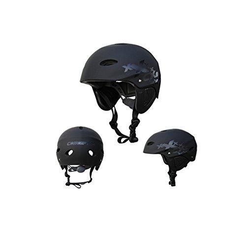Concept X Helm CX Pro Black Wassersporthelm: Größe: L