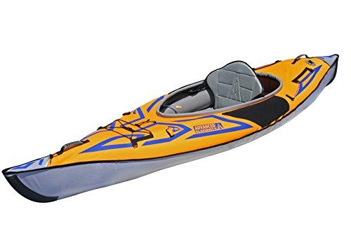 Advanced Elements Unisex-Erwachsene Kajak Frame Sport, orange