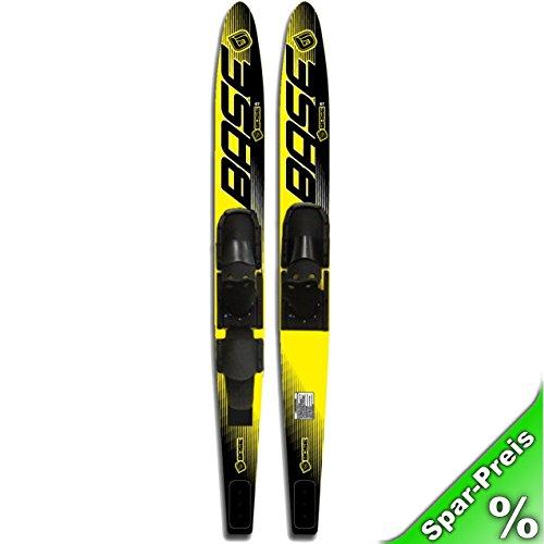 Base Sports Vapor Combo Ski Paarski Wasserski 67' 170cm gelb