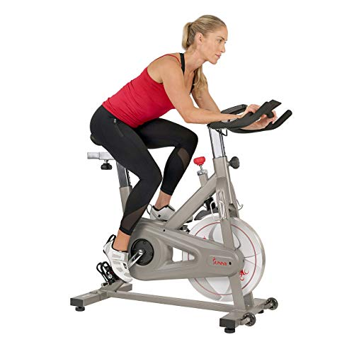 Sunny Health & Fitness Synergie Pro Magnetisches Indoor-Fahrrad - SF-B1851