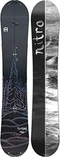 Nitro Herren Nomad Split Board All Mountain Splitboard Backcountry Snowboards, Multicolour, 165