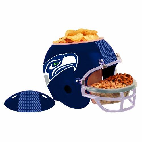 NFL Snack Helm, Unisex, 2602817, Seattle Seahawks, Einheitsgröße
