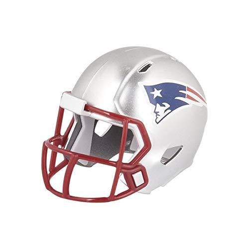 Riddell New England Patriots Originalnachbildung Speed Pocket Pro Micro/Kamerahandys/Mini Football Helm