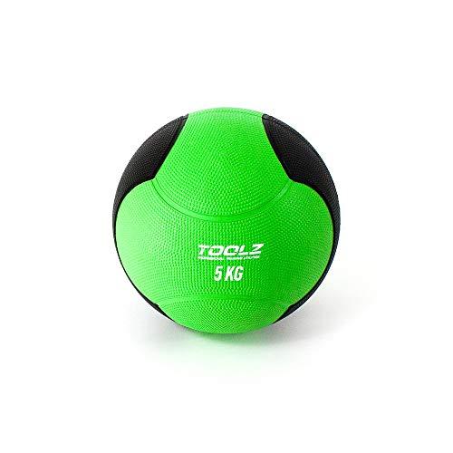 TOOLZ Medicine Ball 3 Kg - Medizinball für das Schnellkraft-, Explosivkraft- und Kraftausdauertraining