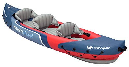 Sevylor 3 Personen Tahiti Plus Kajak Beach Lake Abenteuer Kit