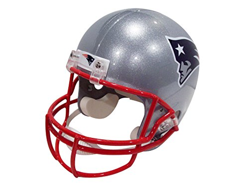 'New England Patriots Full Size Deluxe Replica NFL Helmet