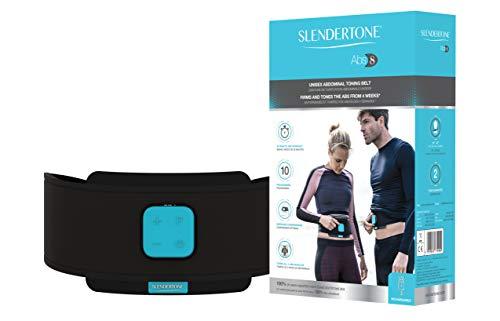 Slendertone Unisex-Adult Abs8 Bauchmuskeltrainer, Schwarz, Einheitsgröße