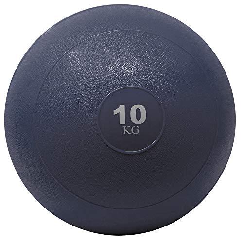 POWRX Slamball I Medizinball 3-20 kg I Slam Ball versch. Farben (10 kg/Blau)