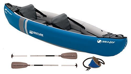 Sevylor 2 Person Adventure Kayak Kit