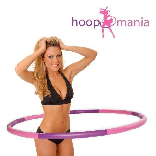 Hoopomania Light Hoop, Hula Hoop mit Schaumstoff 1,2kg