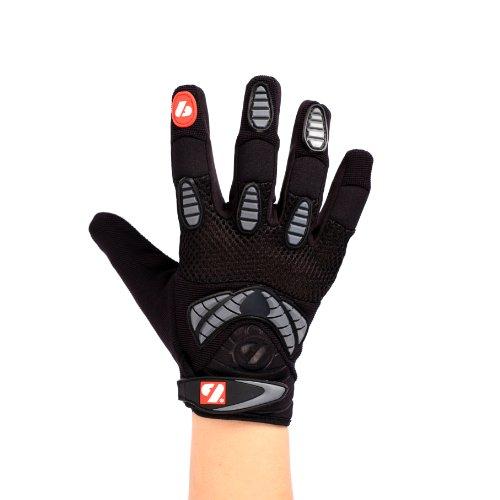 BARNETT FRG-02 American Football Handschuhe Receiver der neuesten Generation (M)