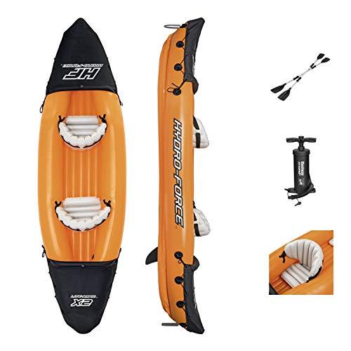 Hydro-Force™ Unisex Jugend 10'6' x 35'/3.21m x 88cm Lite-Rapid X2 Kayak Aufblasbare Kajaks, orange