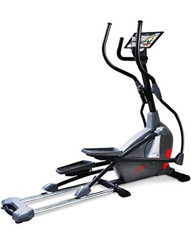 Sportstech CX650Profi escaladoras Ellipsentrainer Stepper mit Smartphone App, die Trägheit 26kg, 5x hrc-22programas-32Level resistencia-cyclette ELLITTICA Marche nordique-cardio Fitness