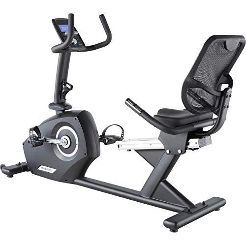 MAXXUS® Liegeergometer Bike 4.2R Recumbent, APP-Steuerung, Bluetooth, 16 Widerstandsstufen, Liegefahrrad, bis 160 kg belastbar