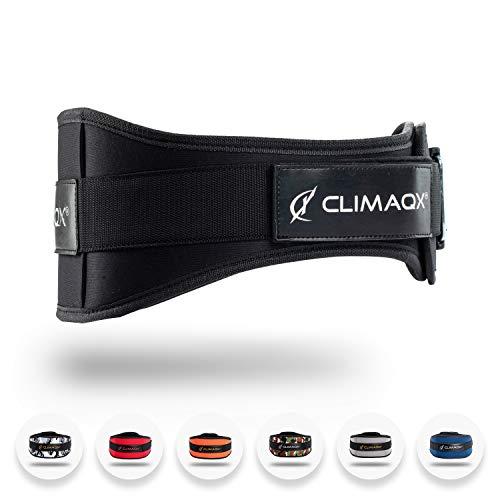 Climaqx Gamechanger Gewichthebergürtel [Black Edition - Größe XL]