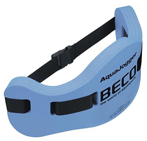 Beco Herren Jogging-Gürtel-9617 Jogging-Gürtel, blau, Universalgröße - bis 100 kg Körpergewicht