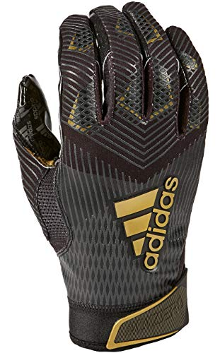 adidas Adizero 5-Star 8.0 American Football Receiver Handschuhe Design 2019 - schwarz Gr. L