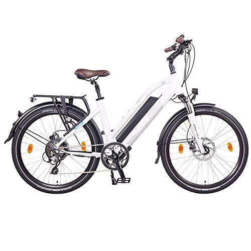 NCM Milano Plus Urban E-Trekking E-Bike 48V 16Ah 768Wh