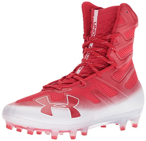 Under Armour Hombres Sportschuhe Rot Groesse 7.5 US /41 EU