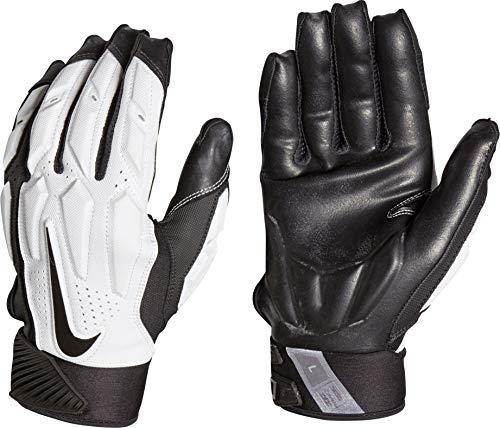 Nike D-Tack 6.0 Design 2018, Lineman Handschuhe Gloves I 4 Farben bis Größe 3XL - weiß Gr. XL