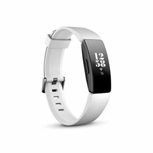 Fitbit Inspire HR in weißer Farbe