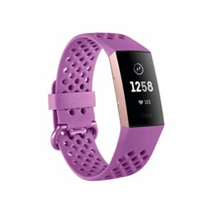 Fitbit Charge 3 in lila
