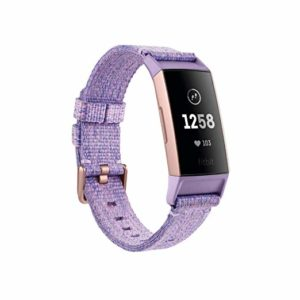 Fitbit Fitnessarmband Charge 3 in Pink