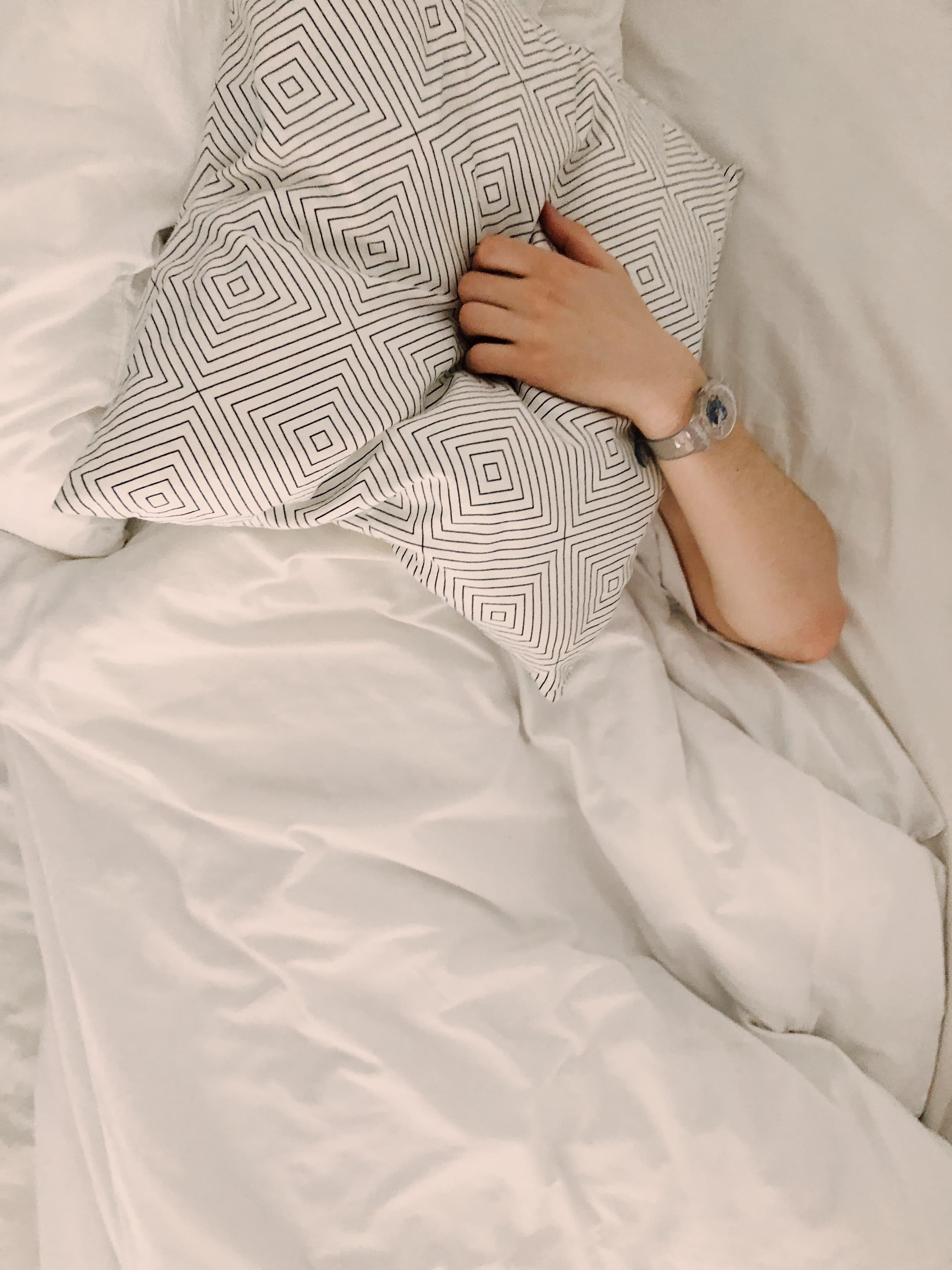 Wie kann man schnell einschlafen?