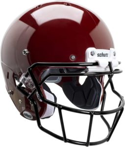Football Helm Test