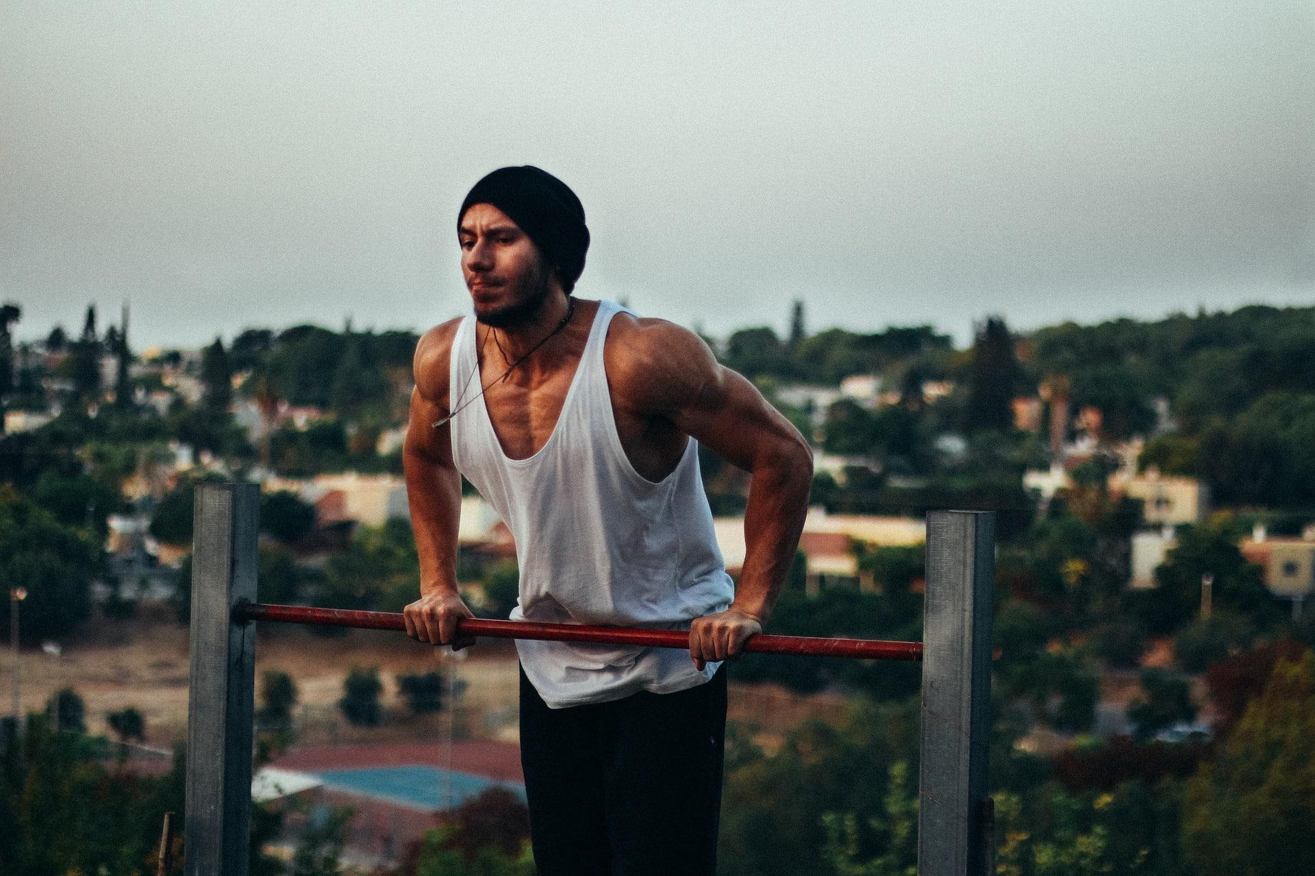 Muskeln relativ schnell aufbauen in 4 Wochen