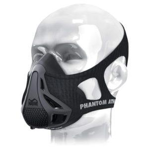 Trainingsmaske Produktbild mit einem Mannequin