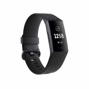 Fitbit Charge 3 schwarz Test