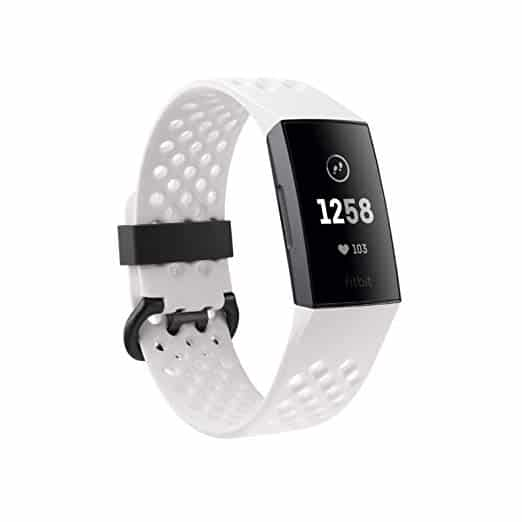 Fitbit Charge 3 weiss Test